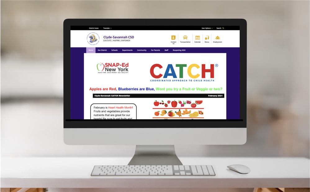 Check out the CATCH Feb. 2021 Newsletter!