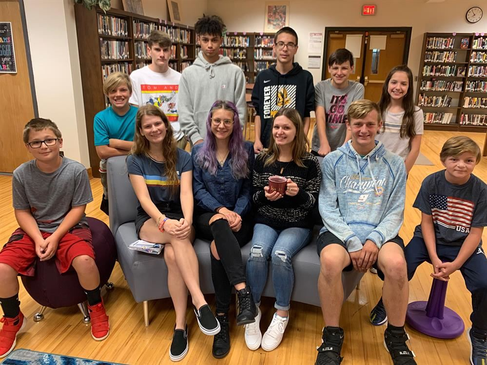 Students of the month- September